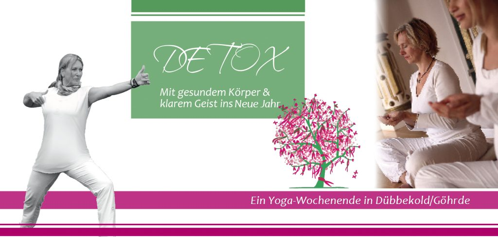 Flyer Yoga-Wochenende Download